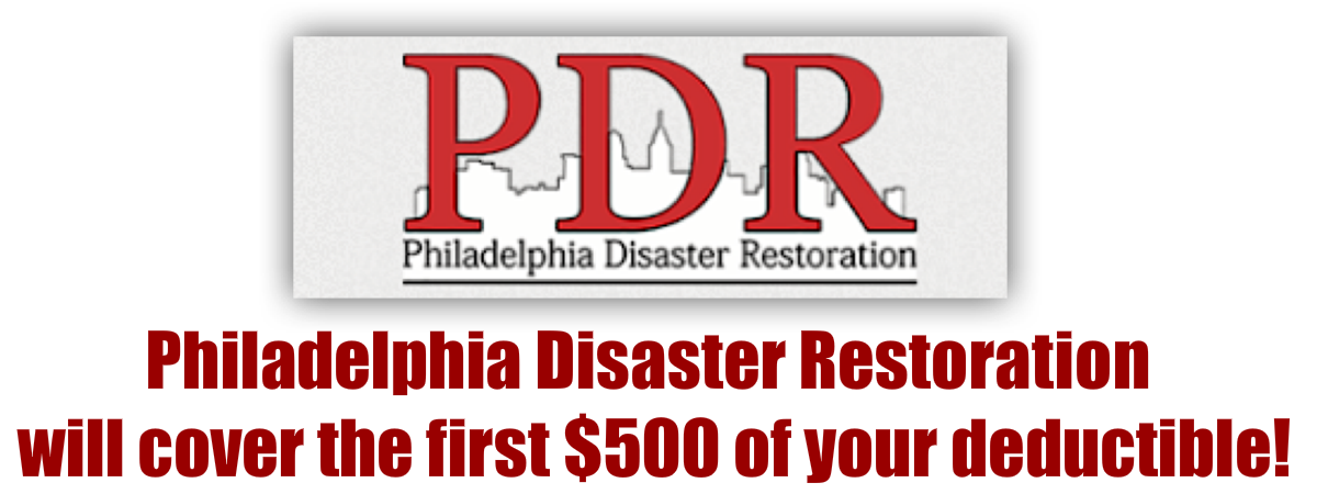 Philadelphia disaster restoration<br />Free Estimates: 215-880-1143
